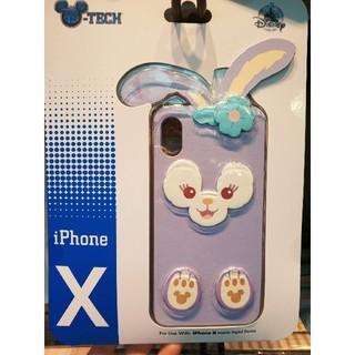 ステラルー(ステラ・ルー)の香港ディズニーステラルーiPhoneXケース(iPhoneケース)