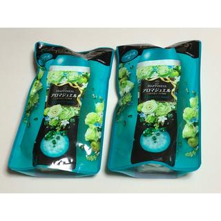 ピーアンドジー(P&G)のレノア ハピネス アロマジュエル 2個セット(洗剤/柔軟剤)