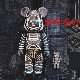 メディコムトイ(MEDICOM TOY)のBE@RBRICK BILLIONAIRE BOYS CLUB x FDMTL(その他)