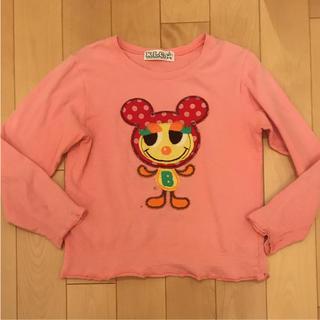 ケーエルシー(KLC)のK.L.C  長袖シャツ  130(Tシャツ/カットソー)