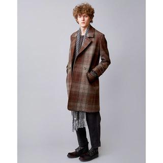 トローヴ(TROVE)のtrove skye coat サイズ 1(チェスターコート)