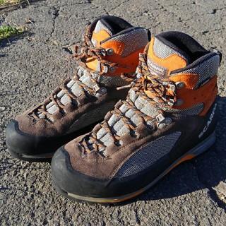 スカルパ(SCARPA)の登山靴(登山用品)