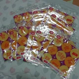 カメダセイカ(亀田製菓)の亀田の柿の種 オリジナルジップバッグセット(ノベルティグッズ)