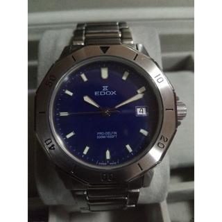 エドックス(EDOX)のエドックス デルフィン(腕時計(アナログ))