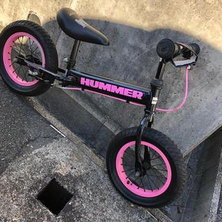 ハマー(HUMMER)のハマー ストライダー 自転車の練習に(^^)(自転車本体)