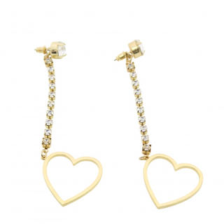 ハニーミーハニー(Honey mi Honey)のhoney mi honey  ♡  heart long pierce(ピアス)