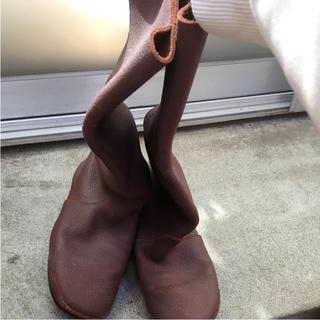 コース(KOOS)のKoosのブーツです。(ブーツ)
