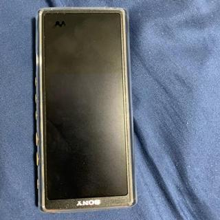 ウォークマン(WALKMAN)の128GB マイクロsd付き!SONY ウォークマン ZX300(ポータブルプレーヤー)