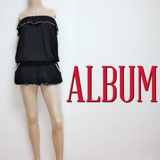アルブム(ALBUM)の爆かわ♪アルブム ドットベアオールインワン♡ダズリン マーキュリーデュオ(オールインワン)