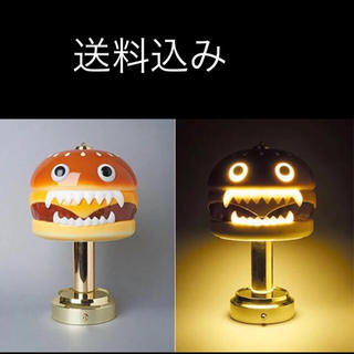 アンダーカバー(UNDERCOVER)のUNDERCOVER ×MEDICOM TOY HAMBURGER LAMP(その他)