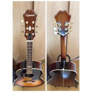 エピフォン(Epiphone)のケース付き‼️美品‼️ Epiphone AJ18S ギター アコギ(アコースティックギター)