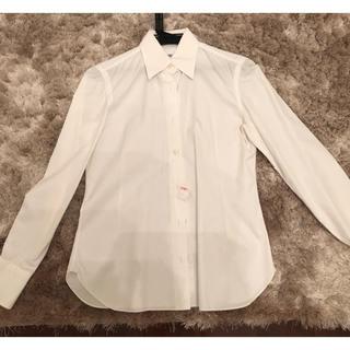 バルバ(BARBA)のBARBAの白シャツ(シャツ/ブラウス(長袖/七分))