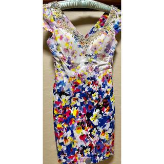 デイジーストア(dazzy store)のDIOH ドレス Sサイズ(ミニドレス)