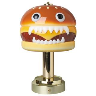 アンダーカバー(UNDERCOVER)のhamburger lamp UNDERCOVER MEDICOM TOY(テーブルスタンド)