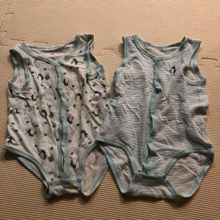 ニシマツヤ(西松屋)のベビー服 肌着(肌着/下着)