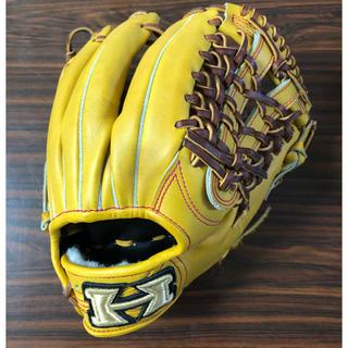 ハイゴールド(HI-GOLD)の最終‼️値下げ⬇️ハイゴールド  硬式、三塁手 キャッチボール程度 極美品 一般(グローブ)