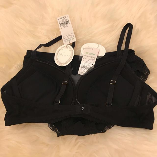 AMO'S STYLE(アモスタイル)の新品 送料込み ドレス020 ブラ&ショーツセット レディースの下着/アンダーウェア(ブラ&ショーツセット)の商品写真