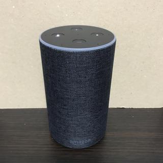 エコー(ECHO)のEcho (エコー) 第2世代 - スマートスピーカー with Alexa(スピーカー)
