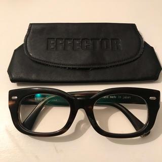 エフェクター(EFFECTOR)のエフェクター fuzz(サングラス/メガネ)