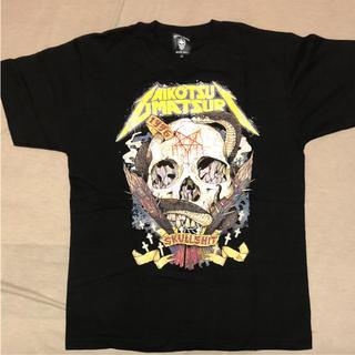 スカルシット(SKULL SHIT)の骸骨祭り×SKALLSHIT コラボTシャツ(Tシャツ/カットソー(半袖/袖なし))