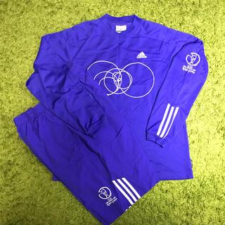 アディダス(adidas)の【現品限り・送料無料】2002年 FIFA W杯 ボランティア 支給ウェア(記念品/関連グッズ)