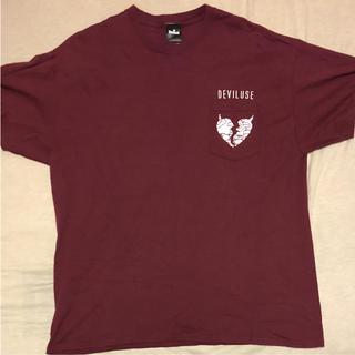 デビルユース(Deviluse)のDeviluse ポケットTシャツ(Tシャツ/カットソー(半袖/袖なし))