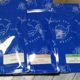 紅茶、ティーパック6個×3パックセットです。(茶)