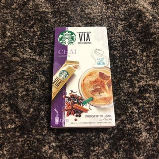 スターバックスコーヒー(Starbucks Coffee)のスタバ フレーバーティー(茶)