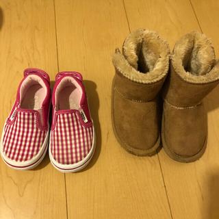 ヴァンズ(VANS)の14センチ 靴 四つセット 専用(その他)