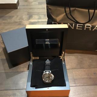 オフィチーネパネライ(OFFICINE PANERAI)のパネライ ルミノール マリーナ 8デイズ(腕時計(アナログ))