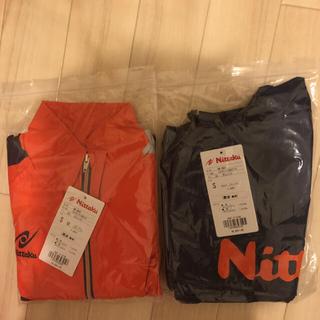 ニッタク(Nittaku)の再値下げ【新品】卓球用 ウォーマー 上下(卓球)