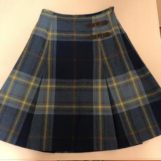 ヨークランド(Yorkland)のマキ様ご専用ヨークランド膝丈スカート(ひざ丈スカート)
