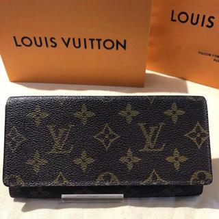 5542d4a2cb51 ルイヴィトン(LOUIS VUITTON)のルイヴィトン 札入れ モノグラム ヴィンテージ(財布)