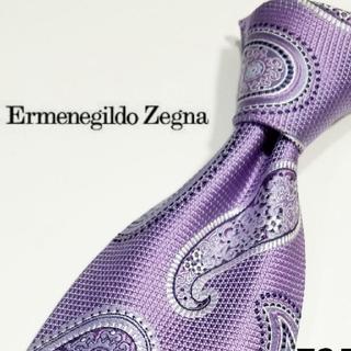 エルメネジルドゼニア(Ermenegildo Zegna)のErmenegildo Zegna▶️ 中古 ネクタイ(ネクタイ)