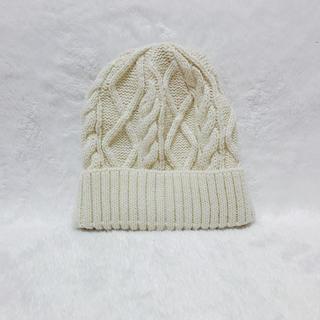 ディーフェセンス(D.fesense)のD.fesense 新品未使用ニット帽(帽子)