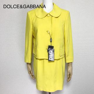ドルチェアンドガッバーナ(DOLCE&GABBANA)の正規品 ドルチェ&ガッバーナ 【未使用】スカート スーツ(スーツ)