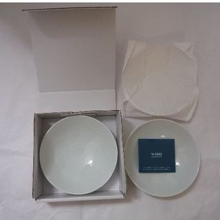 ニッコー(NIKKO)のニッコー 深皿2枚 直径16.5cm  (食器)