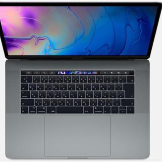 マック(Mac (Apple))のMacBookPro(ノートPC)