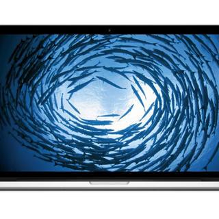 マック(Mac (Apple))のMacBookPro Retinadisplay(ノートPC)