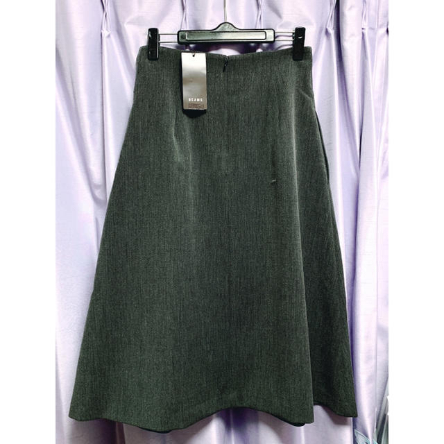 Demi-Luxe BEAMS(デミルクスビームス)の【新品】Demi-Luxe BEAMS ミモレ丈スカート レディースのスカート(ひざ丈スカート)の商品写真
