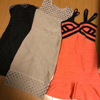デイジーストア(dazzy store)のキャバドレス 7着まとめ売り(ミニドレス)