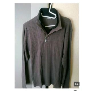 ティノラス(TENORAS)の正規品 新品 今年新作ティノラス長袖ポロシャツ(ポロシャツ)