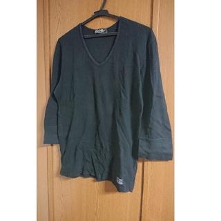 コールブラック(COALBLACK)のcoal black 七分丈 Tシャツ(Tシャツ/カットソー(七分/長袖))
