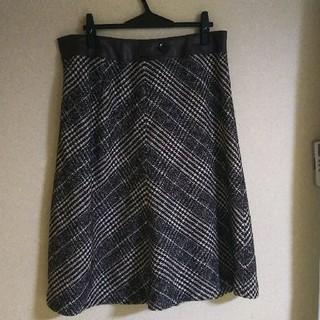 ニジュウサンク(23区)の23区 大きいサイズ スカート 48サイズ(ひざ丈スカート)