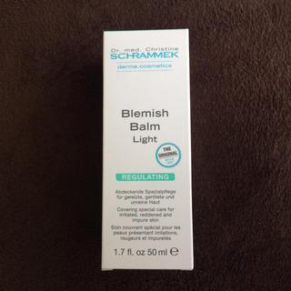 シュラメック(Schrammek)のブレミッシュバルムライト50ml(BBクリーム)