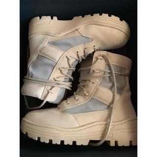 アディダス(adidas)のSHT72様専用   yeezy season 4 combat boots(ブーツ)