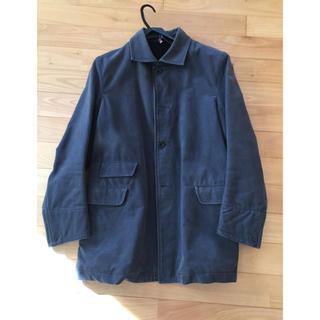 トランスコンチネンツ(TRANS CONTINENTS)のトランスコンチネンツ コート ジャケット(ステンカラーコート)