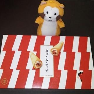 ★東京駅限定 大人気★東京かみなり舎 東京かみなりや 5個(菓子/デザート)