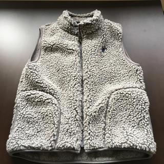 ジムフレックス(GYMPHLEX)のジムフレックス キッズ ボアベスト 美品(ジャケット/上着)