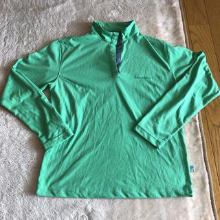 モンベル(mont bell)のmont-bellのハリケーントップ長袖シャツ(Tシャツ(長袖/七分))